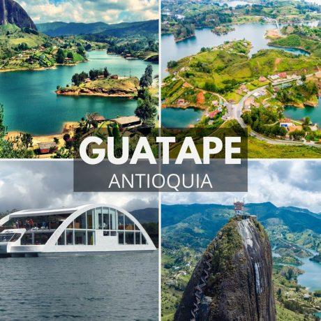 Tour a guatape
