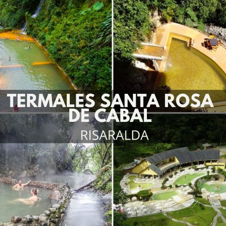 termales de Santa Rosa tour
