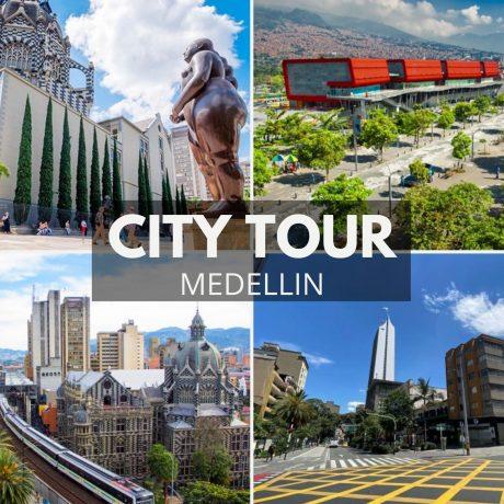 City tour en Medellin